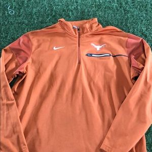 Men's Nike Texas pullover adult xl